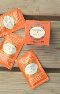 Coffret & sachets de Masque de Rhassoul Aromadunes
