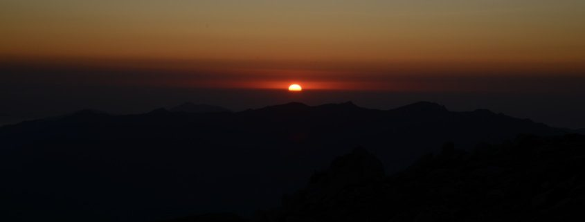 Crépuscule - Photo : Kévin Lameta
