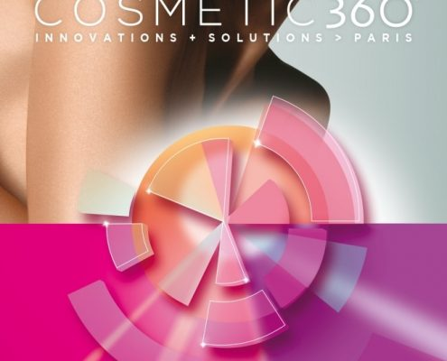 Salon international COSMETIC 360 - Édition 2016